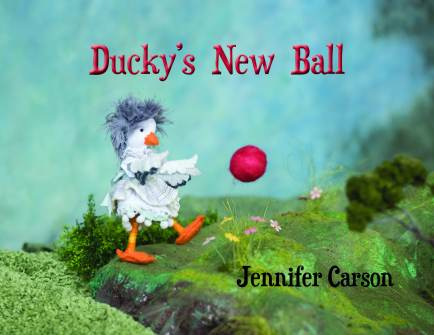 Cover-Ducky's New Ball